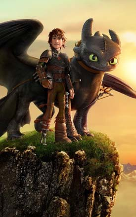10.How to Train Your Dragon 1