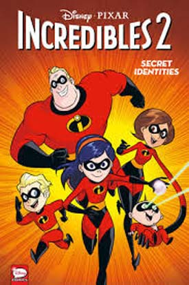 8.Incredibles 1